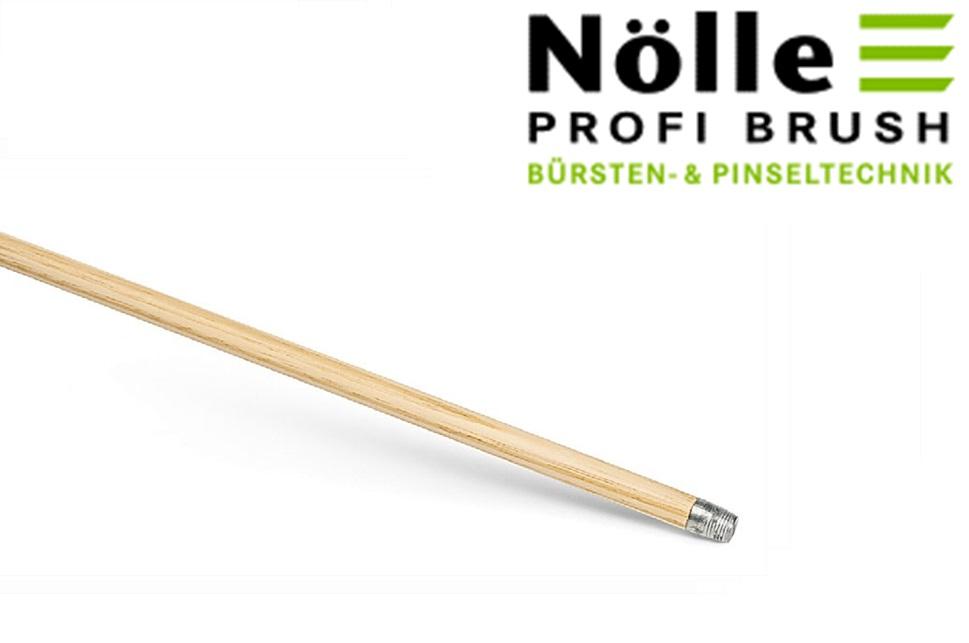 Bezemsteel gelakt 130 cm | DKMTools - DKM Tools