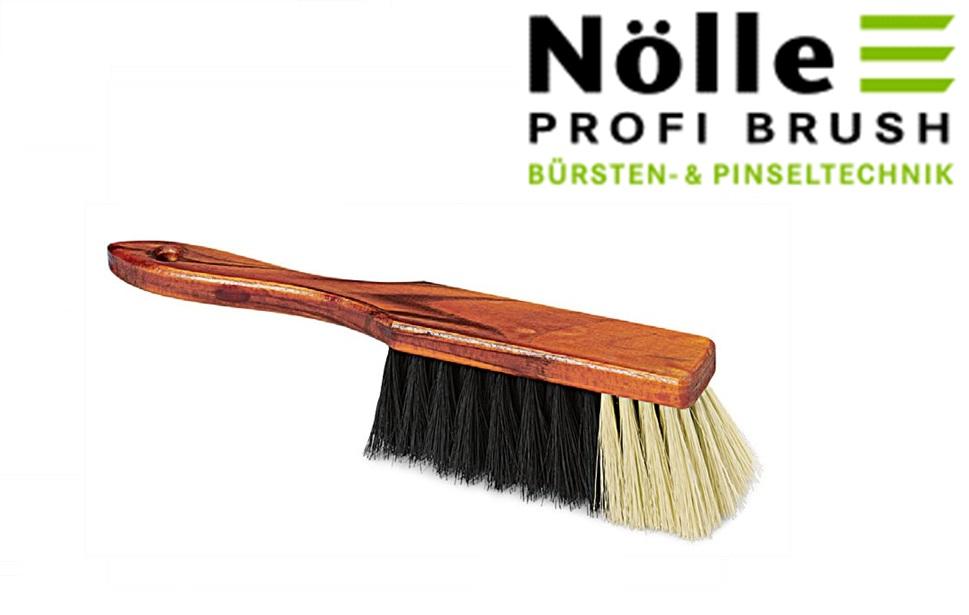 Handveger 30 cm walnoot gelakt hout | DKMTools - DKM Tools