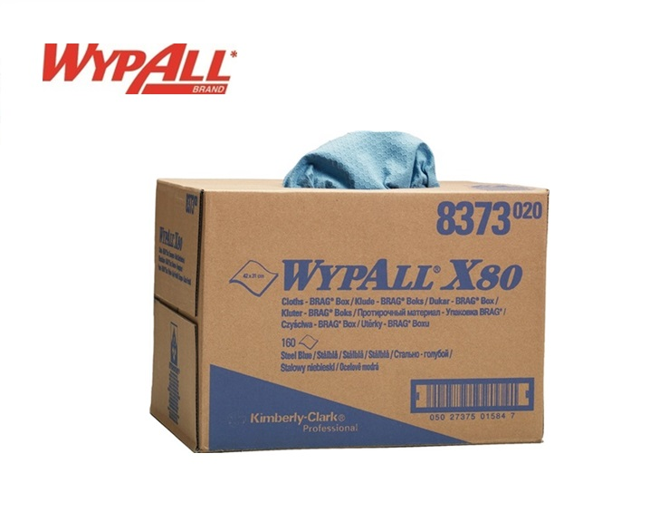 WYPALL X80 poetsdoek draagdoos 8373   DKMTools - DKM Tools