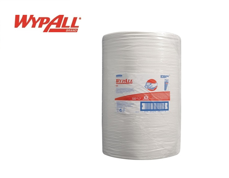 WypAll X70 8384 Reinigingshanddoek - wit   DKMTools - DKM Tools