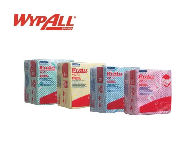 WypAll X80 Plus Sopdoeken   DKMTools - DKM Tools