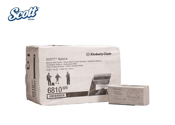 Scott 6810 papieren handdoek Natura   DKMTools - DKM Tools
