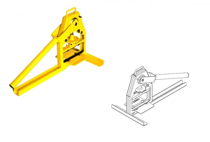 klinkerknipper 1500 UL | DKMTools - DKM Tools