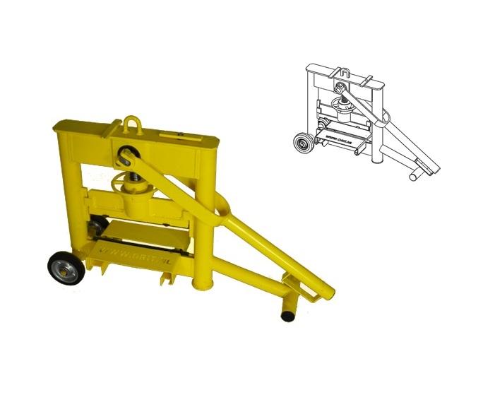 Klinkerknipper 3300 SS | DKMTools - DKM Tools