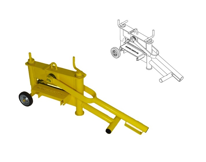 Klinkerknipper 3300 TS | DKMTools - DKM Tools