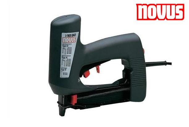 Novus J 165 EAD Elektrische tacker | DKMTools - DKM Tools