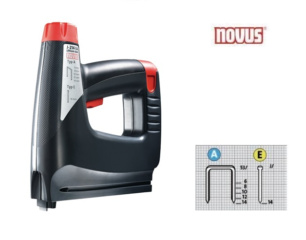 Novus J 214 EA Accutacker | DKMTools - DKM Tools