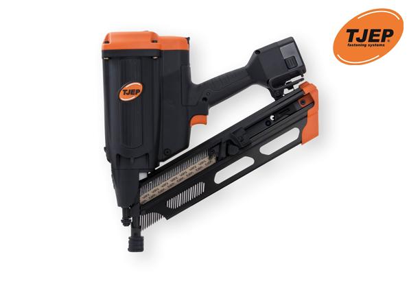 Tjep strippen nagelpistool gas GRF 34 90 | DKMTools - DKM Tools