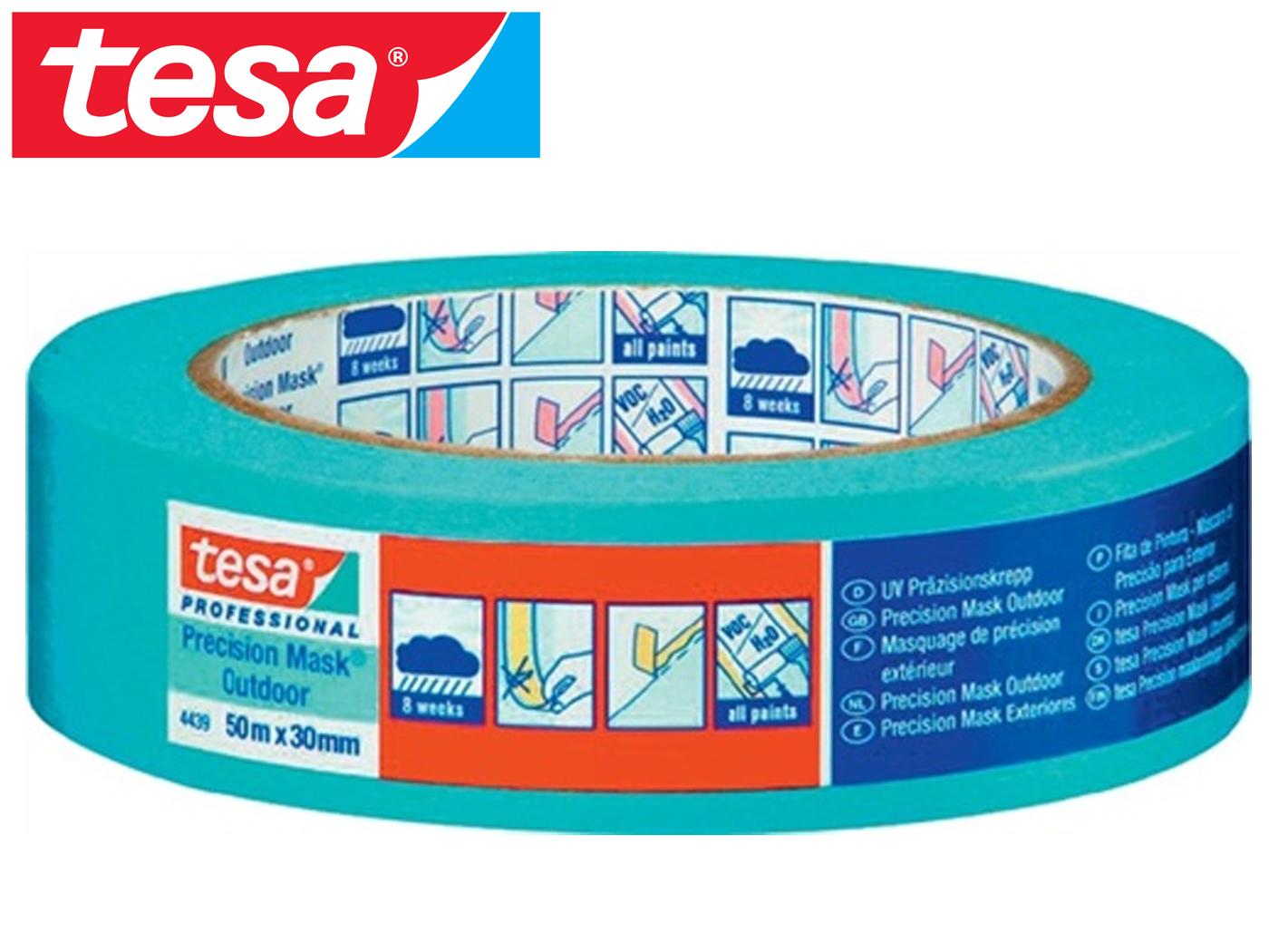 precisiecrepe blauw Tesa   DKMTools - DKM Tools