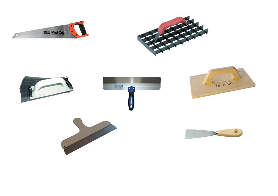 Stukadoors toebehoren | DKMTools - DKM Tools