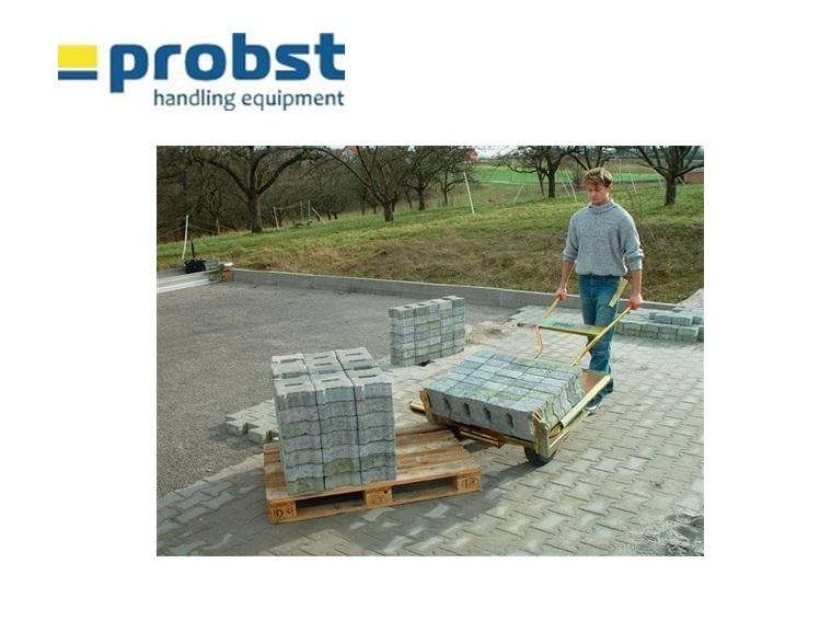 Steekwagen voor straatstenen   DKMTools - DKM Tools