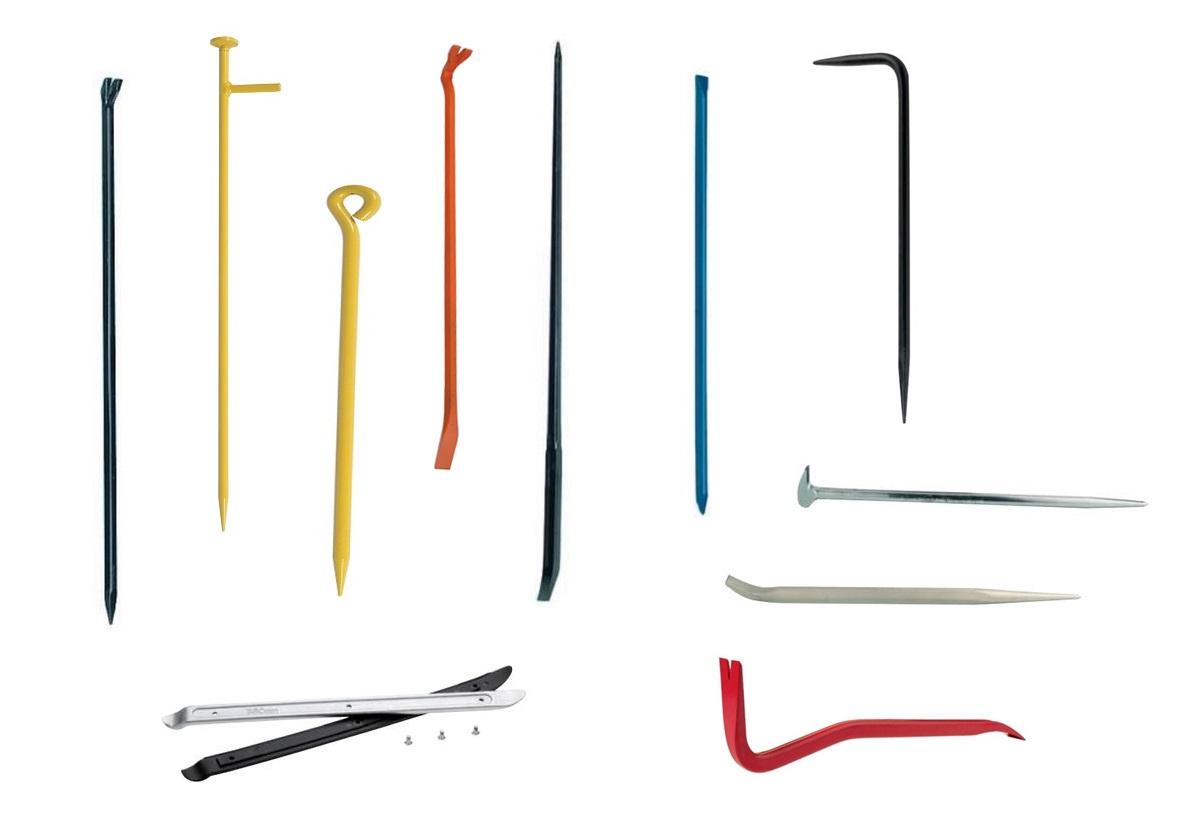 Stootijzer breekijzers | DKMTools - DKM Tools