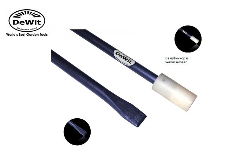 Stootijzer met nylon dop | DKMTools - DKM Tools