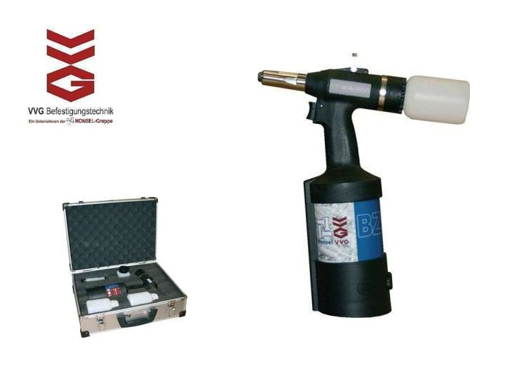 Pneumatische Blinklinknageltang BZ 123 A | DKMTools - DKM Tools