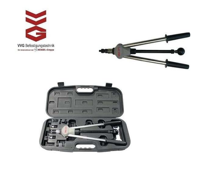 Hefboom klinknageltang VNG 371 | DKMTools - DKM Tools