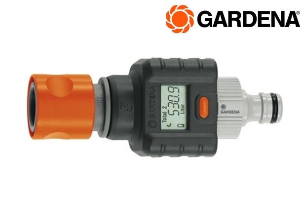 GARDENA 8188 24 Watermeter batterij | DKMTools - DKM Tools