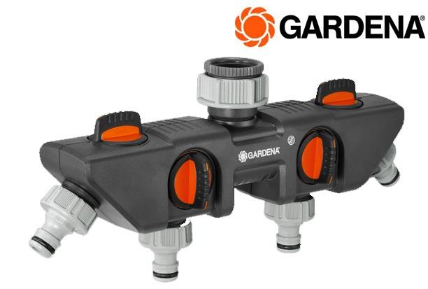 GARDENA 8194 20 4 weg waterverdeler | DKMTools - DKM Tools