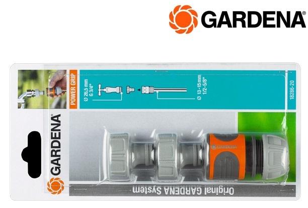 GARDENA 18286 20 Aansluitset | DKMTools - DKM Tools