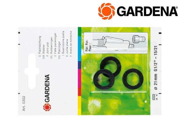 GARDENA 5302 20 Set rubberringen | DKMTools - DKM Tools