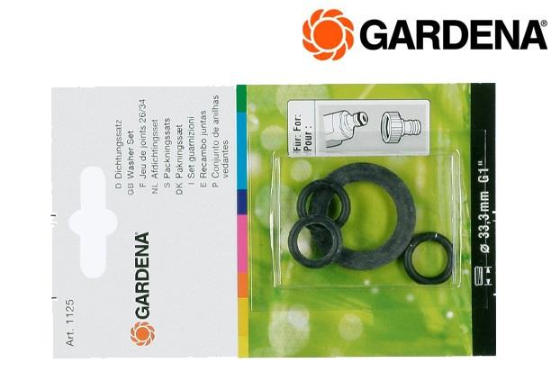 GARDENA 1124 20 Rubberringenset 34 inch | DKMTools - DKM Tools