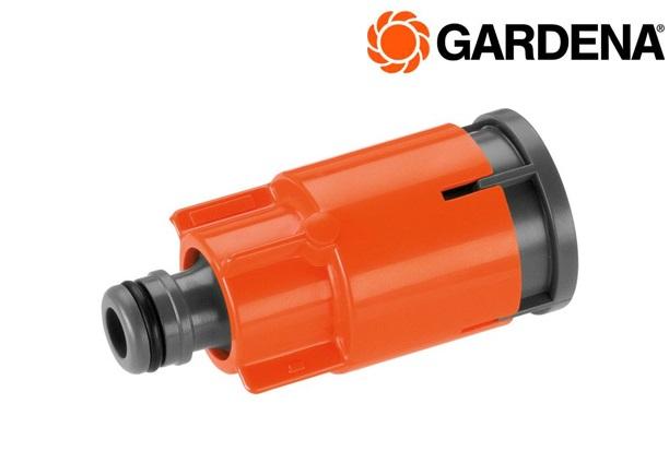 GARDENA 5797 20 Waterstekker+terugslagklep | DKMTools - DKM Tools