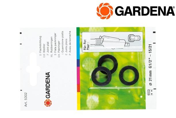 GARDENA 5301 20 Set rubberringen | DKMTools - DKM Tools