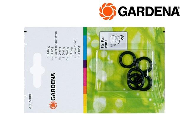 GARDENA 5300 20 Set rubberringen | DKMTools - DKM Tools