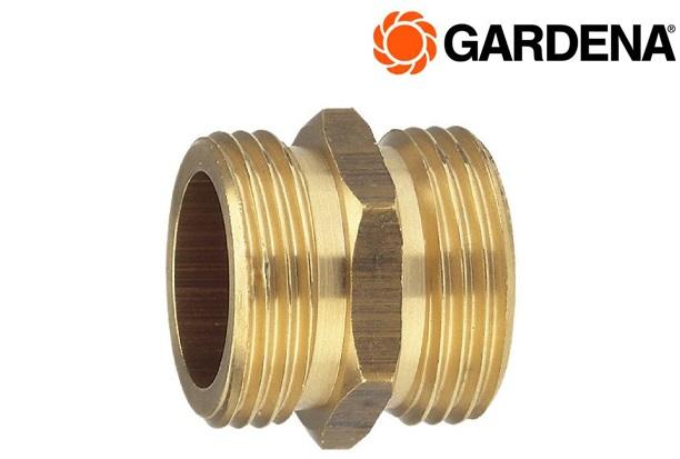 GARDENA 07260 20 Nippel messing 34 inch | DKMTools - DKM Tools