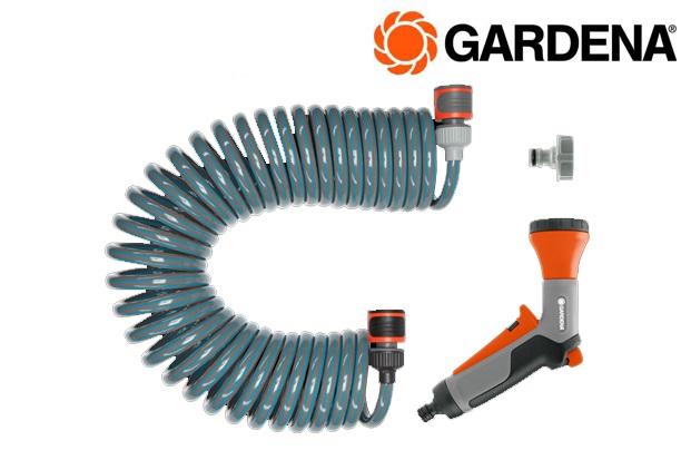 Spiraalslangset 10m City Gardening 18424 20 | DKMTools - DKM Tools
