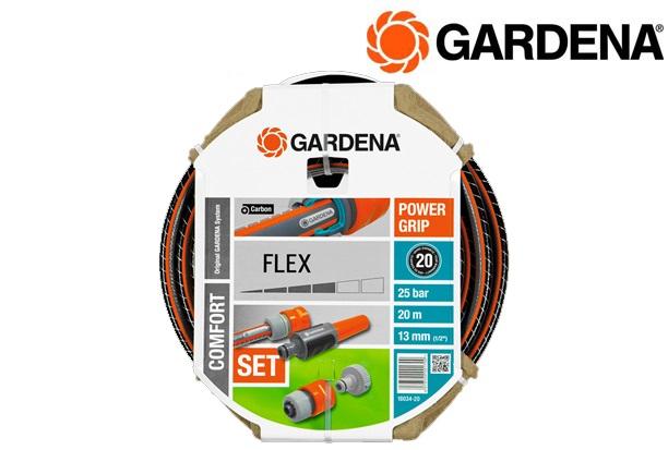 GARDENA 18034 20 Flexslang+arm 12 inch 20m | DKMTools - DKM Tools
