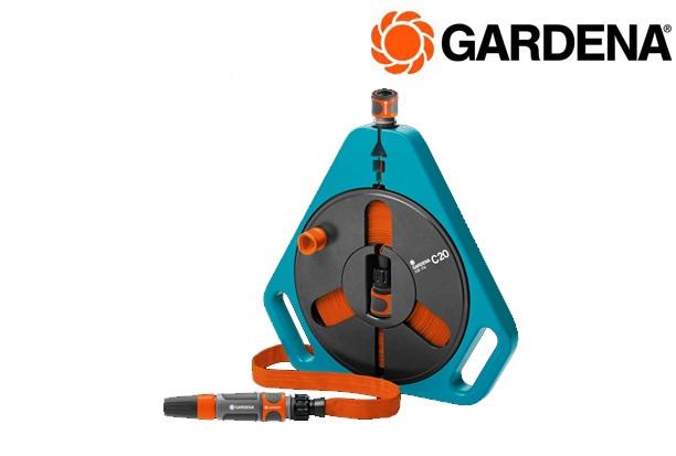 GARDENA 756 20 Tuinslang plat roll fix 15m | DKMTools - DKM Tools