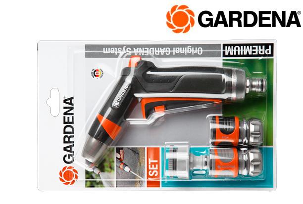 GARDENA 18297 20 Premium Set | DKMTools - DKM Tools