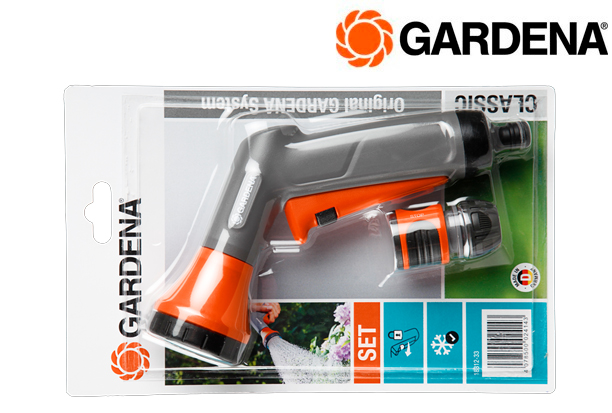 GARDENA 18312 33 Classic Sprayer Set | DKMTools - DKM Tools