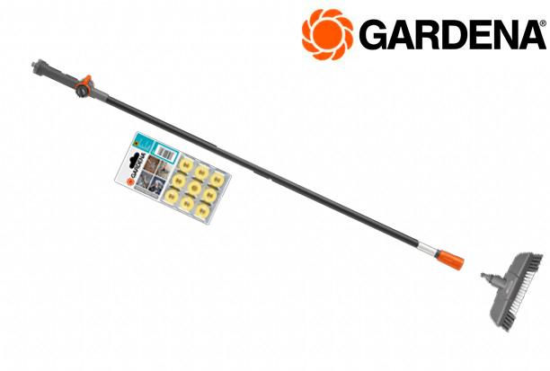 GARDENA 5586 20 Vloerschrobberset | DKMTools - DKM Tools