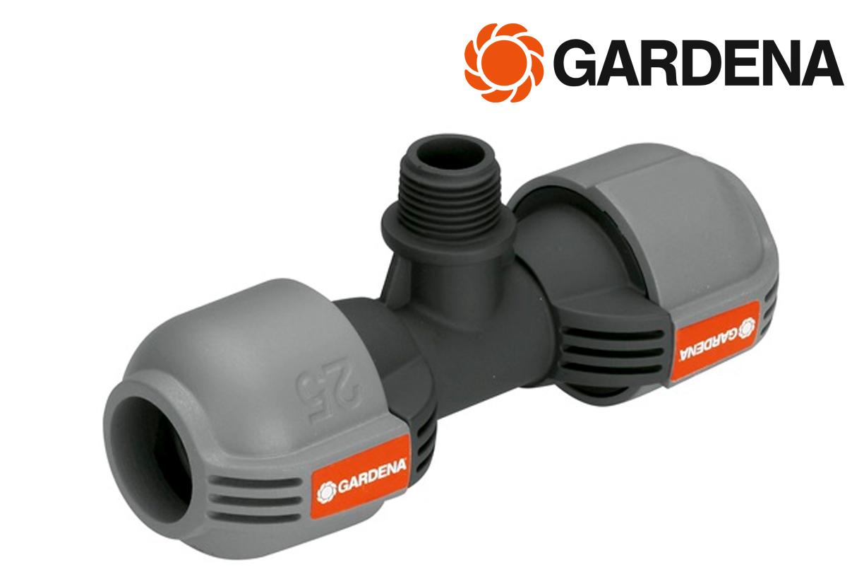 GARDENA 2786 20 T stuk buitendraad 25mm 12 inch | DKMTools - DKM Tools