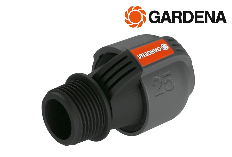 GARDENA 2763 20 Verbindingsstuk buitendraad 25mm | DKMTools - DKM Tools