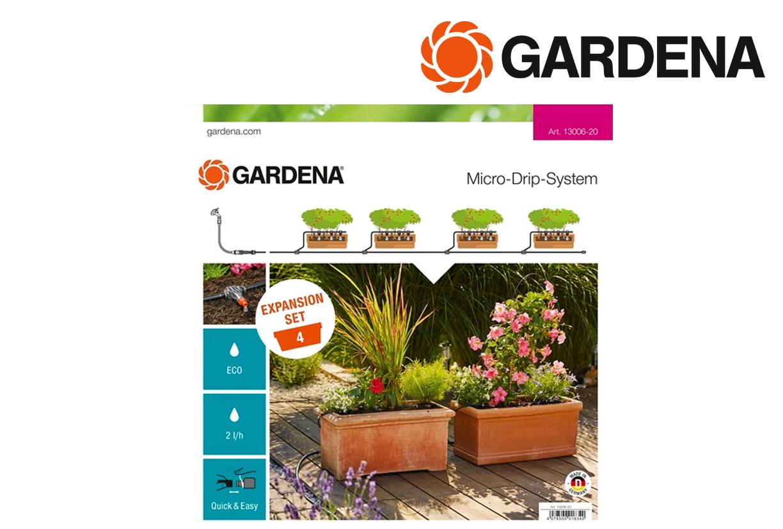 GARDENA 13006 20 Uitbreidingsset | DKMTools - DKM Tools