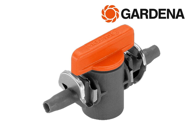 GARDENA 8357 29 Afsluitventiel 4,6mm 316 | DKMTools - DKM Tools