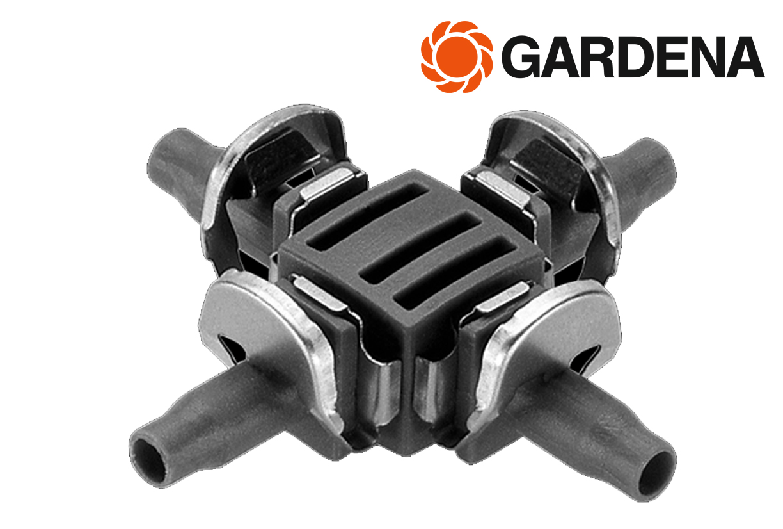 GARDENA 8334 29 Kruisstuk 4,6mm 316 | DKMTools - DKM Tools