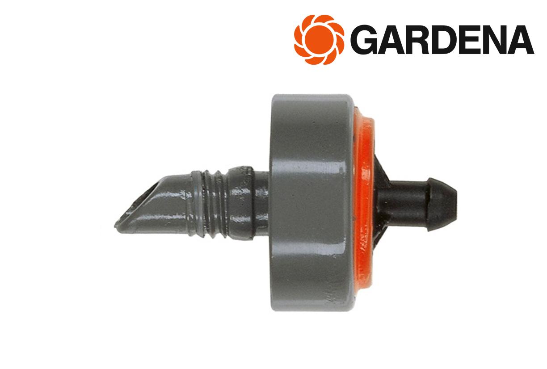 GARDENA 8310 29 Druppelaar drukreguleerbaar 2l | DKMTools - DKM Tools