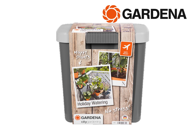 GARDENA 1266 20 Vakantiebewateringsset+vat 9l | DKMTools - DKM Tools