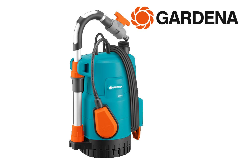 GARDENA 1740 20 Classic regentonpomp 40002 | DKMTools - DKM Tools