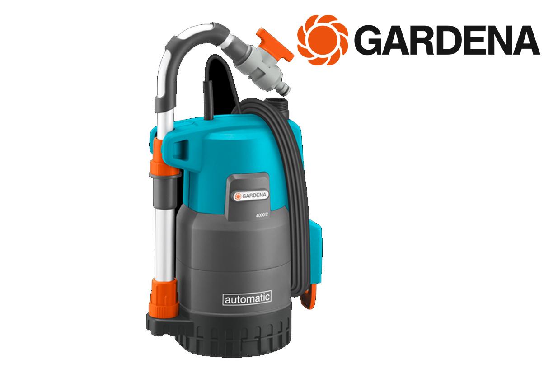 GARDENA 1742 20 Comfort regentonpomp 40002 autom | DKMTools - DKM Tools
