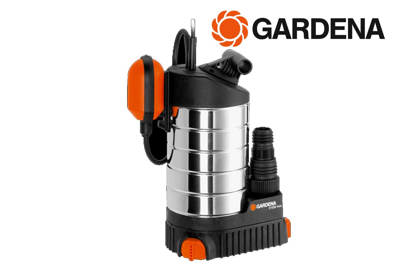 GARDENA 1787 20 Dompelpomp 21000 inox | DKMTools - DKM Tools