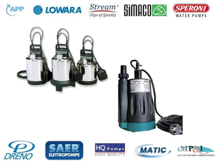 Dompelpompen | DKMTools - DKM Tools