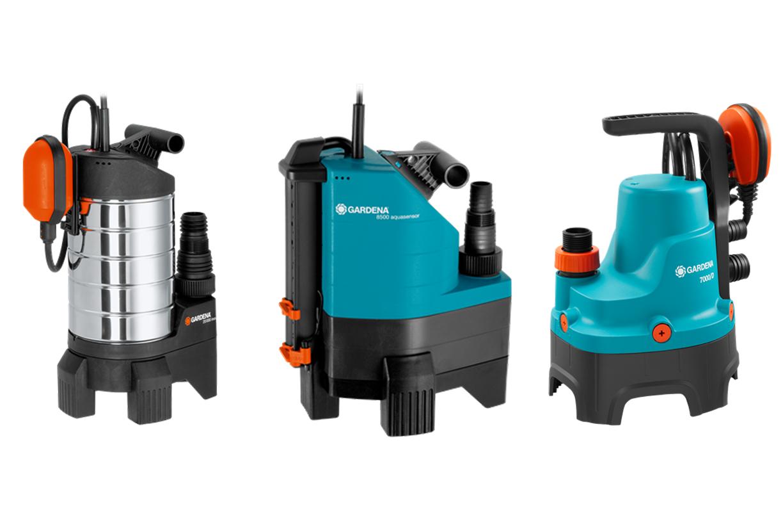 Vuilwaterpompen | DKMTools - DKM Tools