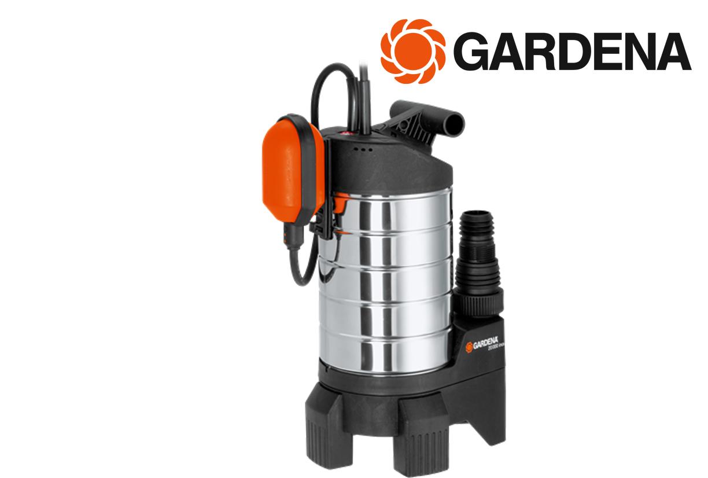 Vuilwaterpomp 20000 inox | DKMTools - DKM Tools