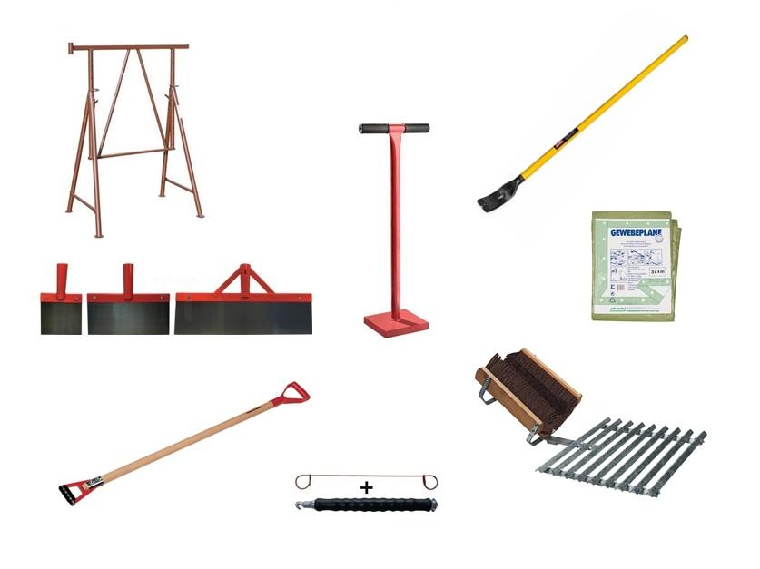 Bouw gereedschap | DKMTools - DKM Tools