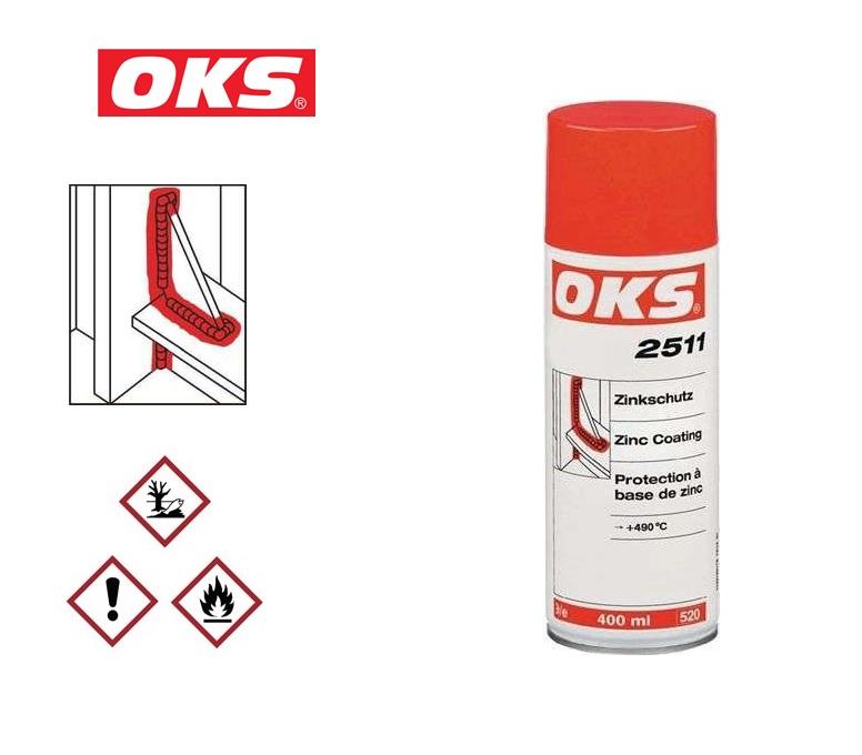 OKS 2511 Zinkspray | DKMTools - DKM Tools