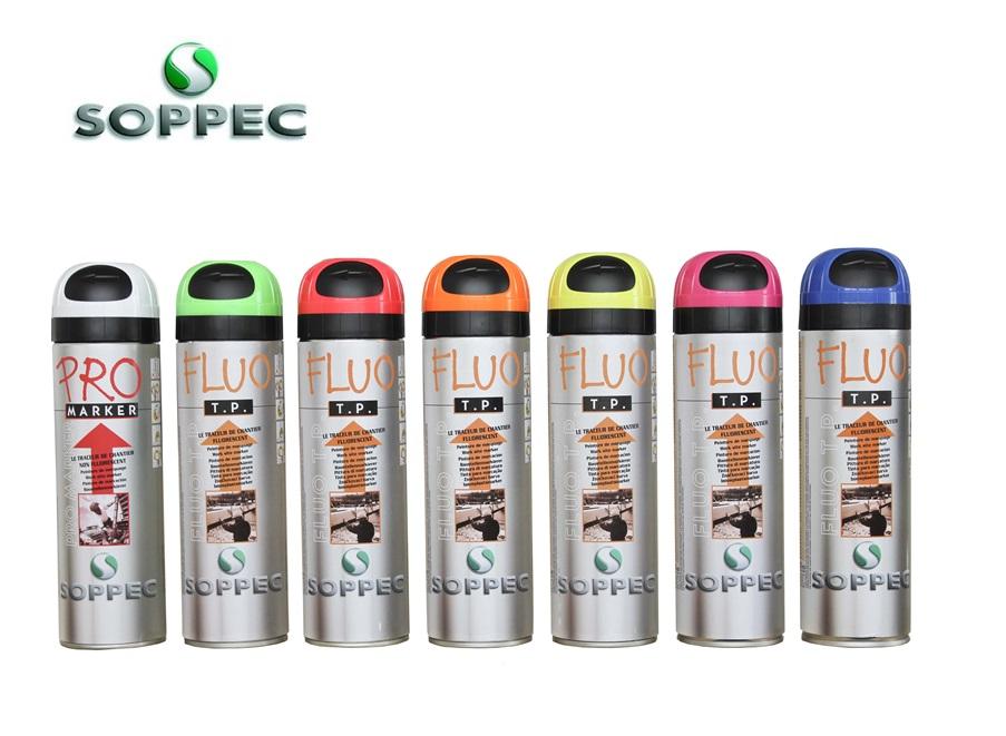 Bouwplaatsmarkeerspray Fluo TP | DKMTools - DKM Tools